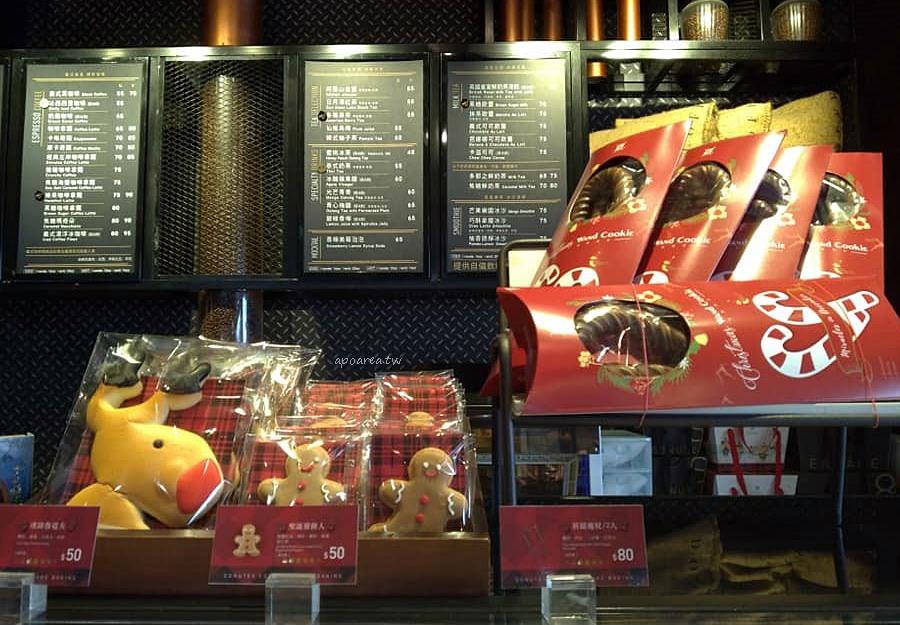 20181204191221 62 - 多那之台中咖啡概念館|麵包專櫃有質感 金屬沉穩工業風格 北屯早午餐咖啡館