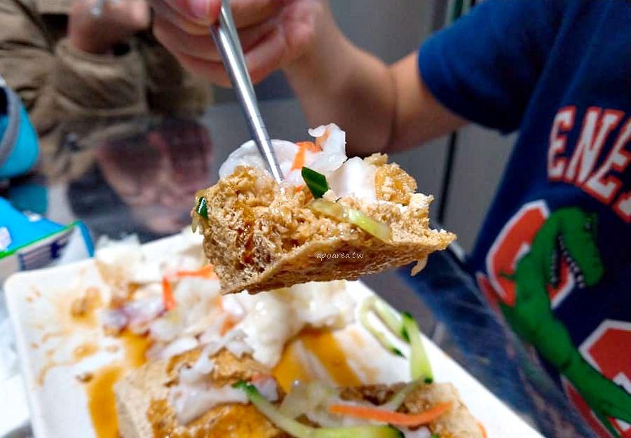 20181211214516 74 - 川東味臭豆腐|外酥內嫩超好吃 現點現炸不回鍋 自備餐具折5元 素麵線糊