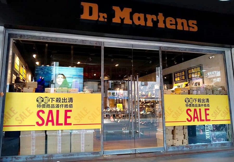 20181229232953 9 - Dr.Martens 馬汀大夫年底特賣會 990元起 錯過再等一年 台中品牌概念店