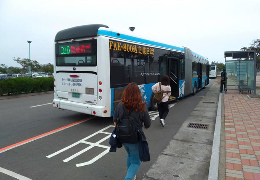 20190107231026 80 - 如何從台中火車站搭公車到台中三井outlet 臺中市公車十公里免費 310 308 306 307皆可到達