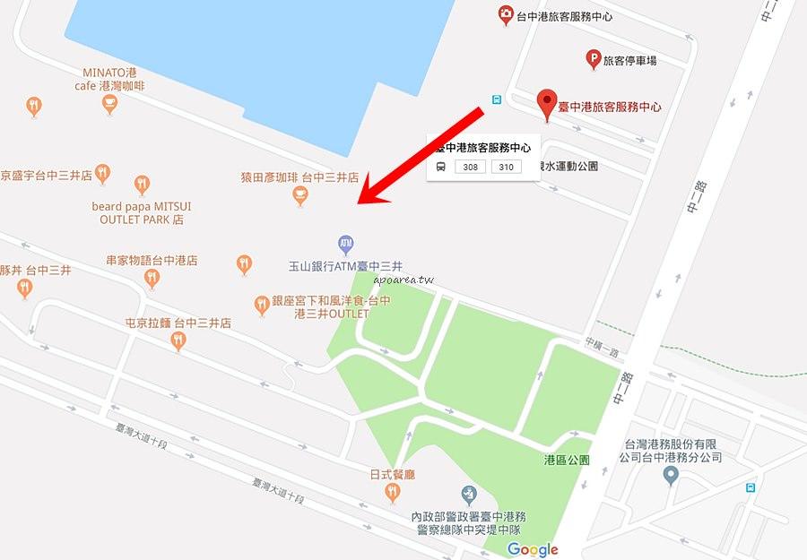 20190109110736 86 - 如何從台中火車站搭公車到台中三井outlet 臺中市公車十公里免費 310 308 306 307皆可到達