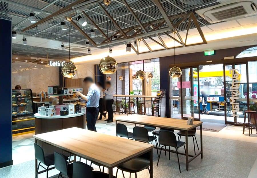 20190221114659 35 - 台中第一間全家咖啡旗艦店來了 2/22開幕 文心中清路捷運站旁 全家Let's Café台中時尚店