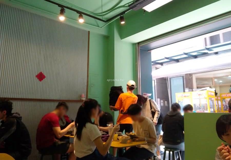 20190306205608 91 - 那個那個飯 一中巷內超值丼飯 附三菜還有溏心蛋 飲料熱湯免費喝 用餐時刻人潮滿