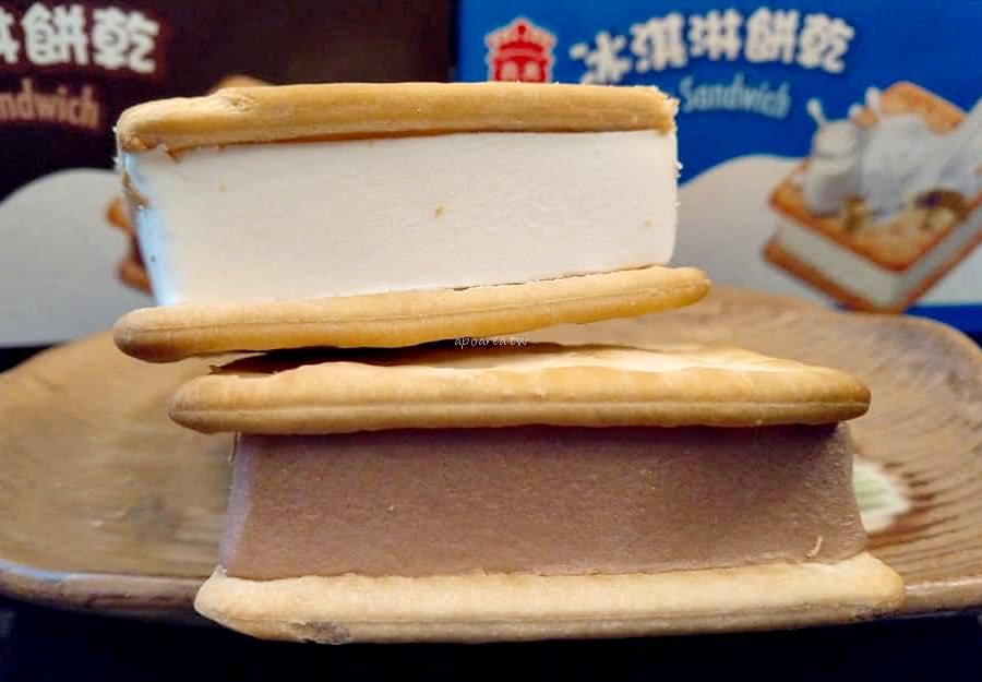 20190310144042 91 - 義美冰淇淋餅乾|義美食品老字號冰品 巧克力牛奶冰淇淋搭配蘇打餅乾最對味 家庭號包裝特價中