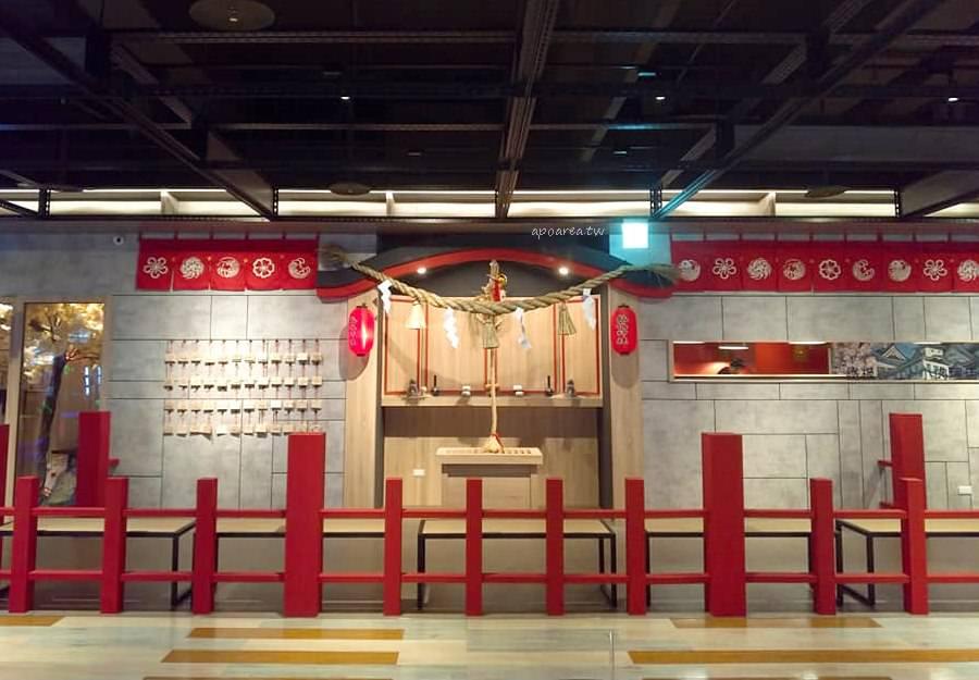20190328225435 23 - 小肉魂和風鍋|個人火鍋158元起 日本神社鳥居造景 複合式鐵板串料理 鍋物和串燒都可吃到