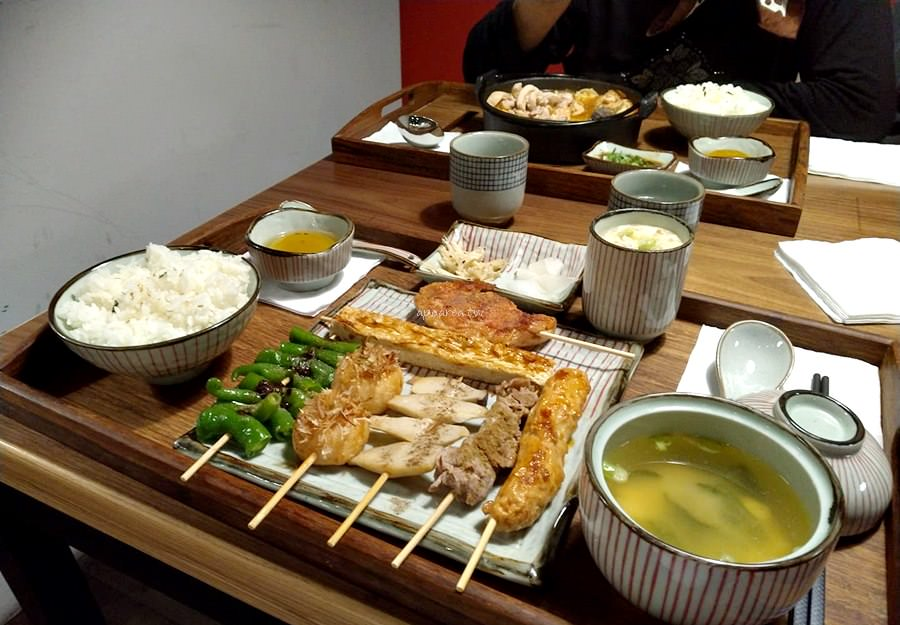 20190401082111 94 - 小肉魂和風鍋|個人火鍋158元起 日本神社鳥居造景 複合式鐵板串料理 鍋物和串燒都可吃到