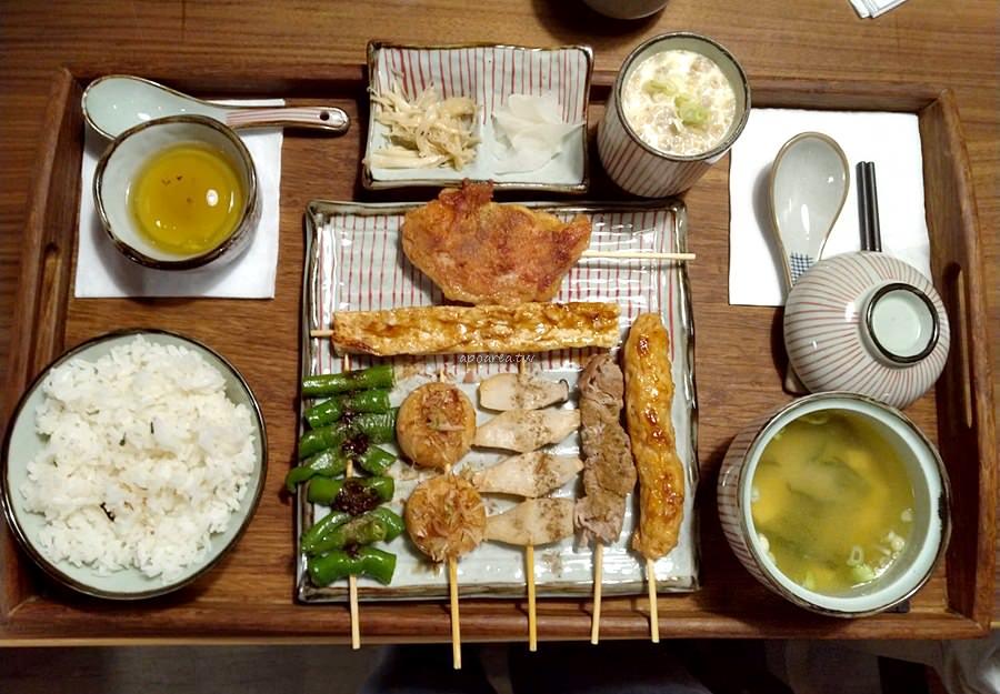 20190401083512 100 - 小肉魂和風鍋|個人火鍋158元起 日本神社鳥居造景 複合式鐵板串料理 鍋物和串燒都可吃到