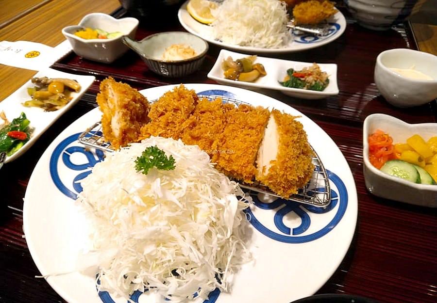 20190403163816 31 - 邁泉豬排MaiSEN|日本東京豬排名店 日式定食套餐高麗菜絲白飯味噌湯免費續