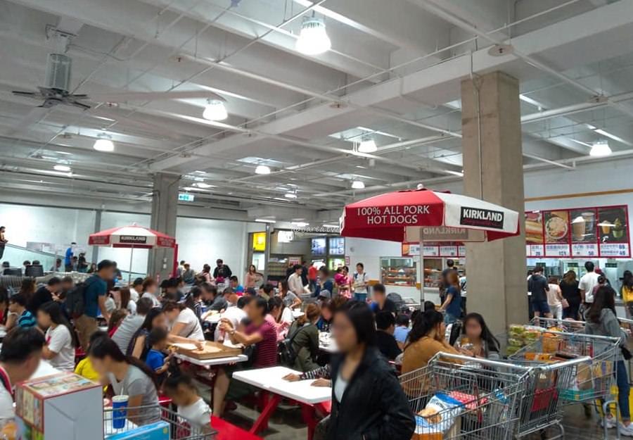 20190408230359 89 - 好市多美食區免會員輕鬆買 飲料20元自助暢飲 最愛凱薩雞肉沙拉