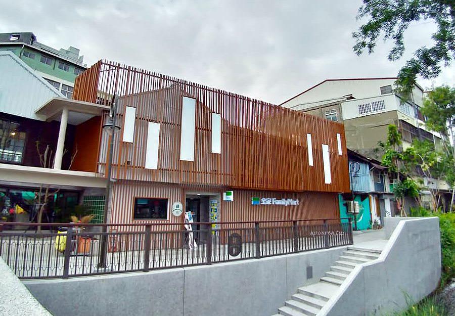 20190510164355 43 - 綠川旁最美全家 木造日式老宅風格 東協廣場對面 全家台中成功店