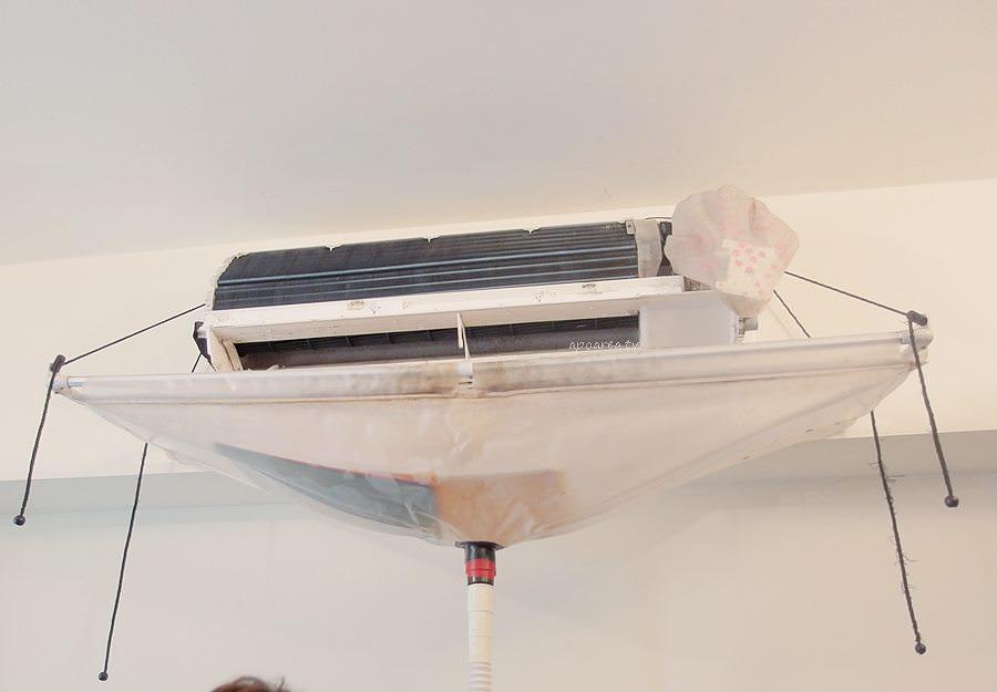 20190522233054 21 - 熱血採訪|洗樂優(洗了唷)清洗家|只洗濾網是不夠的 小心冷氣變黴氣 冷氣機專業到府清潔 台中洗冷氣推薦