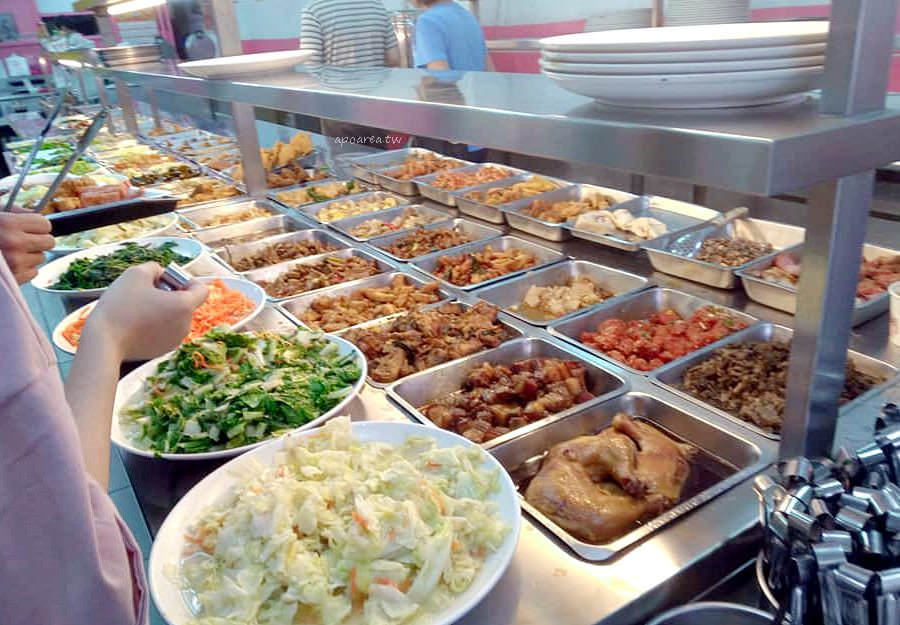 20190604195407 98 - 菜多多自助餐|早上八點就營業,百種菜色任你選,新分店還有五穀飯免費吃到飽!