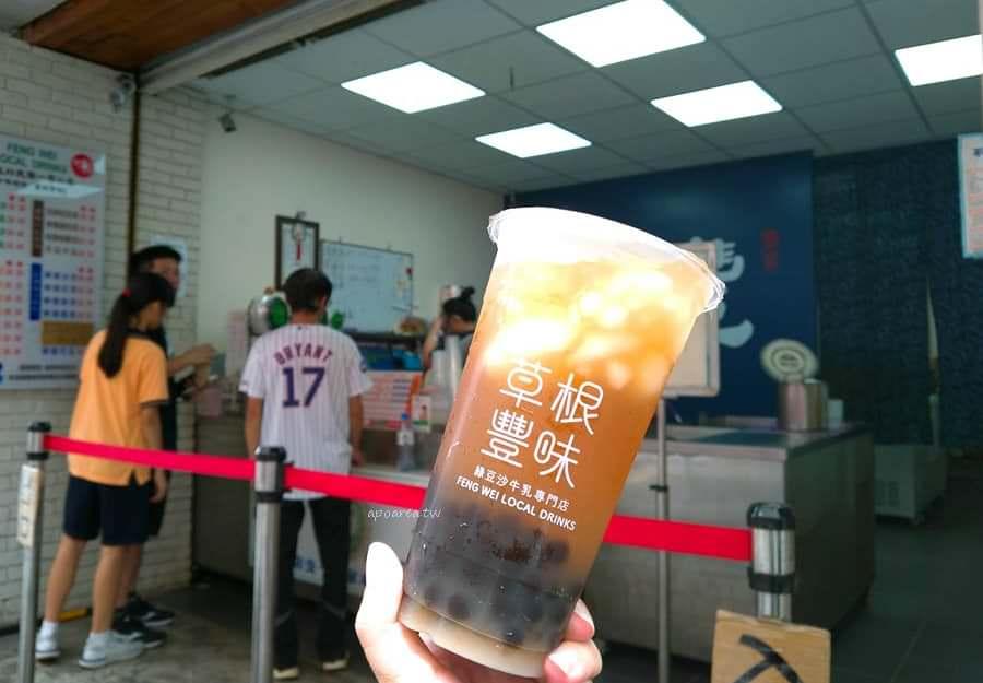 20190625135449 3 - 草根豐味綠豆沙牛奶專門店|20元起古早味茶飲 紅茶 冬瓜茶 楊桃汁等消暑涼飲