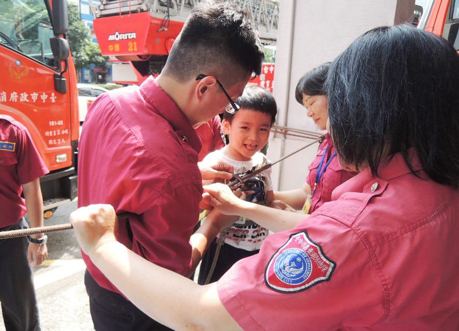 20190708095344 40 - 免費兒童暑期消防營隊開始報名 豐原、后里、沙鹿、龍井、烏日、大里、太平、西區、北屯共23場次 學習體驗消防防災應變知識