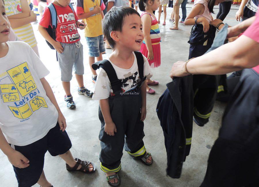 20190708095448 39 - 免費兒童暑期消防營隊開始報名 豐原、后里、沙鹿、龍井、烏日、大里、太平、西區、北屯共23場次 學習體驗消防防災應變知識