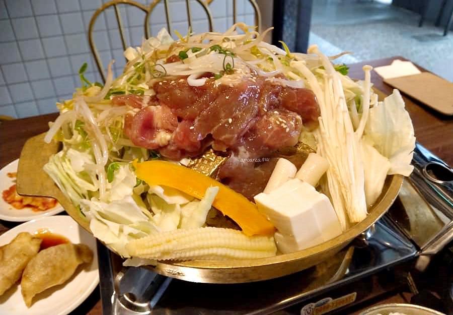 20190911081625 74 - 一起肉肉吧|中友百貨對面 韓式定食料理 韓國小湯鍋 石鍋飯等159元起還有銅盤烤肉吃到飽