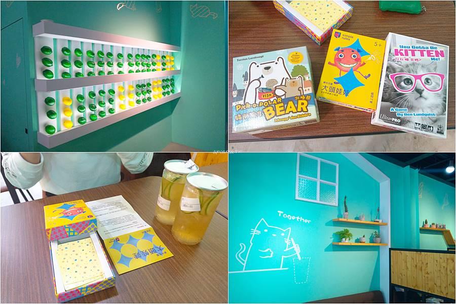 20200106084249 24 - 小澤宅宅|附舒適座位的手搖飲料店,有炸物小點,還有桌遊可以玩。中區美食,台中市府店。