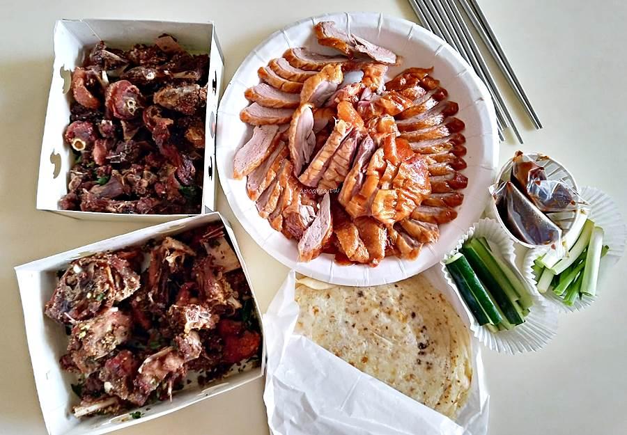 20200213132345 82 - 小鴨片|超夯一鴨多吃排隊烤鴨,酥香脆口鹽酥鴨好吃涮嘴,還有刈包、捲餅和鍋餅,台中人氣烤鴨店