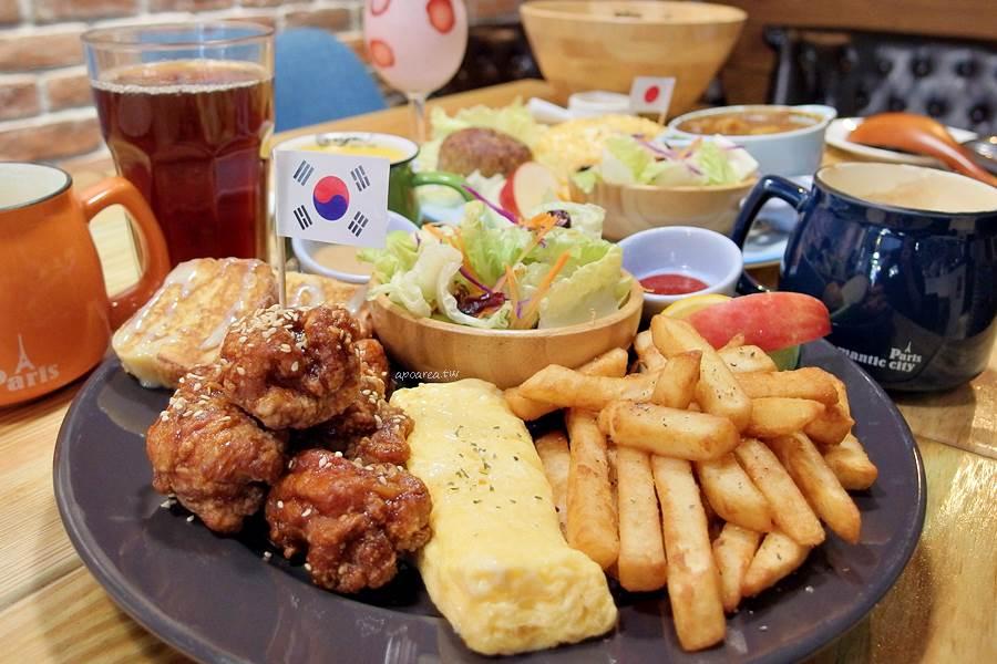 20200331111854 88 - 熱血採訪│台中人氣早午餐外帶69元起,多國料理大份量餐點,就在歐娜斯Honest早午餐