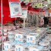 樂扣樂扣生活用品展,福利品出清2折起,銅板價50元有找,玻璃保鮮收納盒買一送一,台中快閃店