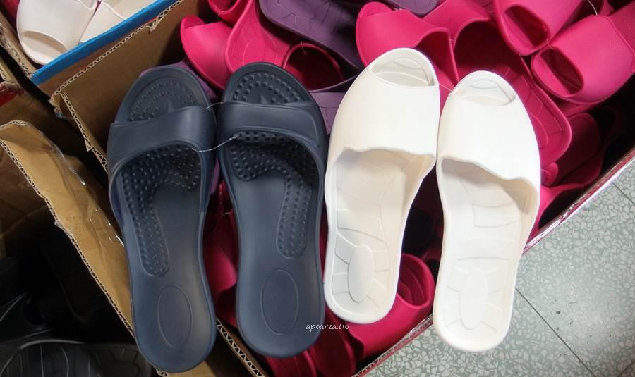20210105193040 37 - 熱血採訪│在地製鞋廠EVA年終特賣會。銅板價50元買MIT拖鞋,秋冬保暖手套圍巾毛帽批價再七折,近洲際棒球場