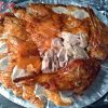 好口味烤鴨。一鴨二吃北京烤鴨,在地老店風味佳,台中脆皮烤鴨